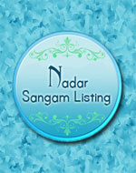 nadar associations - sangams