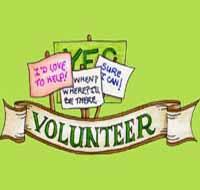 nadar volunteers